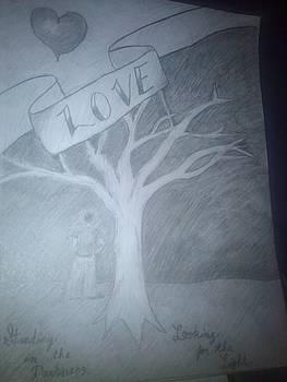 Love Tree by Dana Dotson