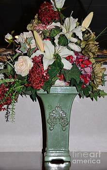 Lovely Floral Arrangement by Kathleen Struckle