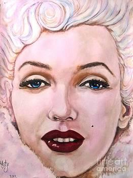 Lovely Marilyn by Misty Smith