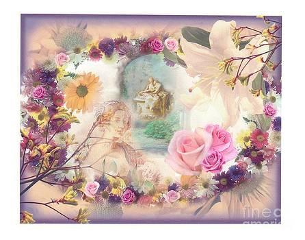 Lover's Secret Garden by Nadene Merkitch