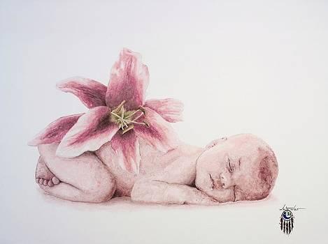 Loves Bloom by J White Wolf Jaenisch