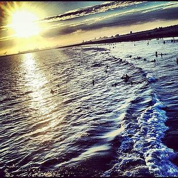 Lovin' Seal Beach  by Chris Fabregas