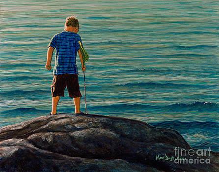 Low Tide by Marc Dmytryshyn