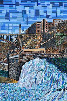 Lower Falls by Micah Mullen