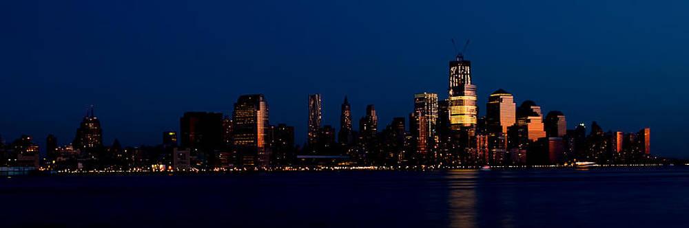 David Hahn - Lower Manhattan - Panorama