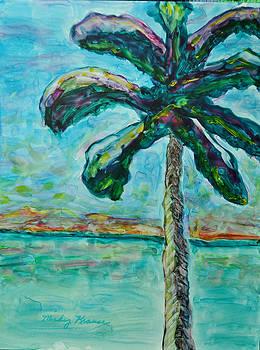 Luca's Palm Tree by Mickey Krause