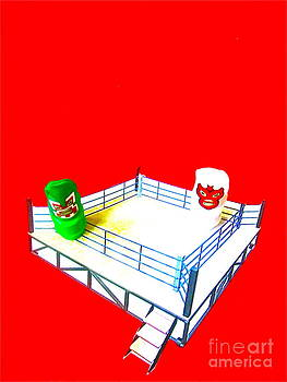 Lucha Libre by Ricky Sencion