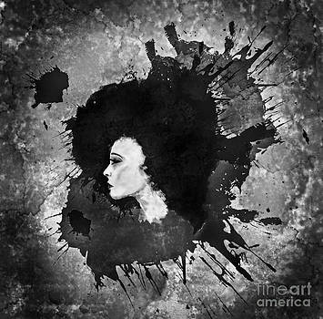 Lucidity In Black And White by Christina Mcmillen