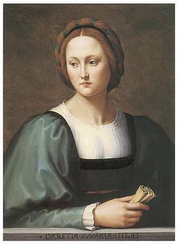 Ridolfo Ghirlandaio - Lucrezia Sommaria