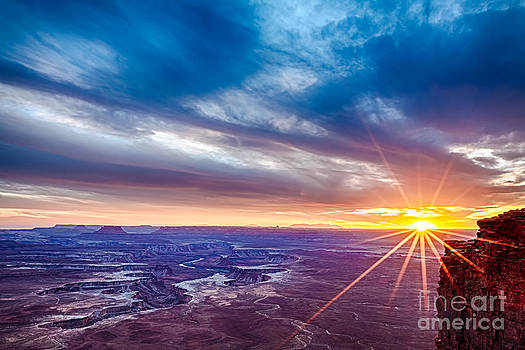 Luminant Sunset Lucidity by Scotts Scapes