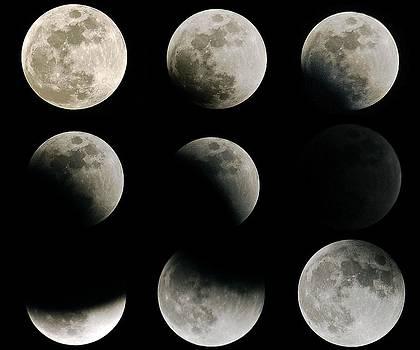 Michael Peychich - Lunar Eclipse