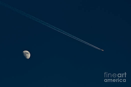 Lunar Flyby  by Urban Shooters