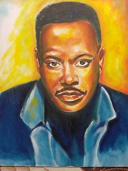 Luther Vandross by James  Thompson