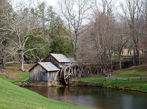 Jim Goldseth - Mabry Mill