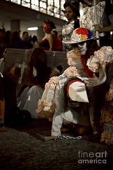 Macabre Parade by L E Jimenez