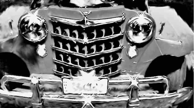 Macchina car by Crystal Webb