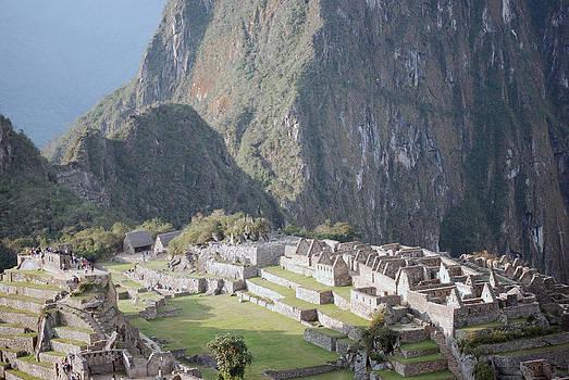 Harvey Barrison - Machu Picchu