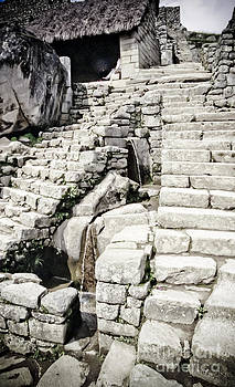 Darcy Michaelchuk - Machu Picchu Water System