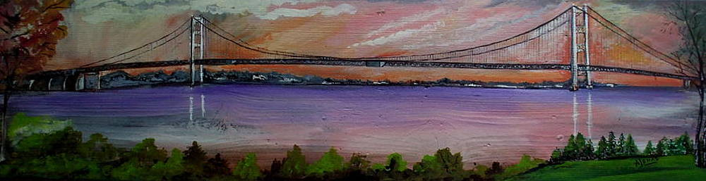 Amalia Jonas - Mackinac Bridge