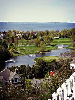 Emily Kelley - Mackinaw Golf Course