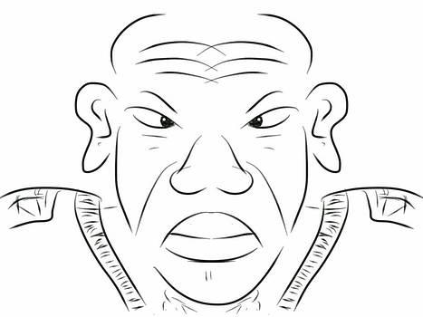 Mad Face by Yosko Eazymindz
