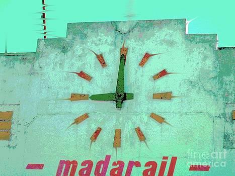 Madarail - Train - Madagascar by Francoise Leandre