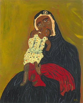 Madonna and Child by Susan Risse