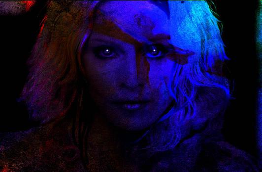 Madonna by Susan  Solak