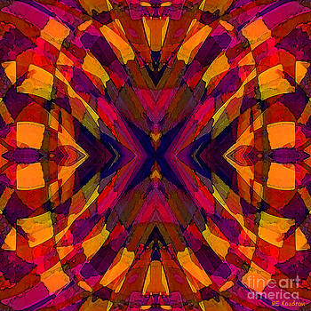 Madras Kaleidoscope by ME Kozdron