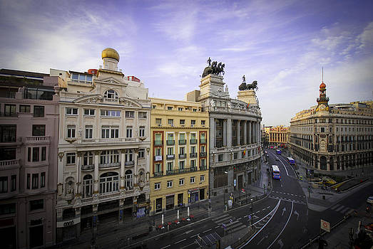Madrid-3 by Carmen Agullo