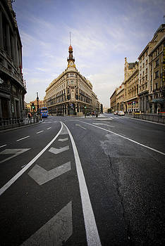 Madrid by Carmen Agullo