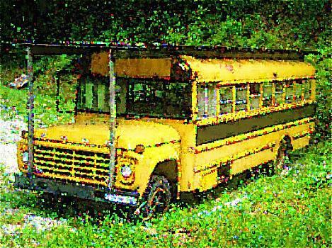 Magic Bus by Shannon Nicole
