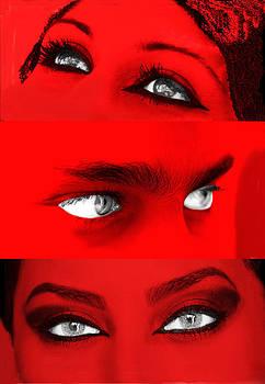 Magic Eyes by Karin De oliveira
