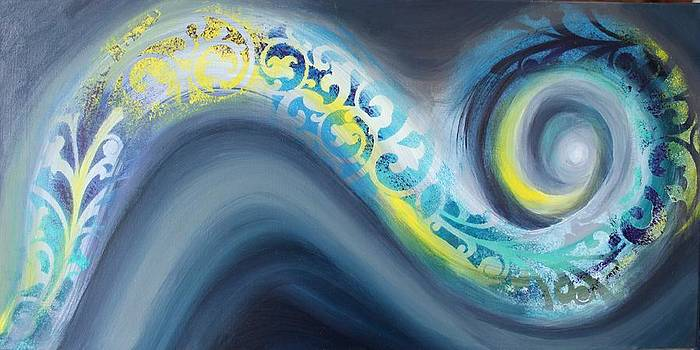 Magical Wave Air by Reina Cottier