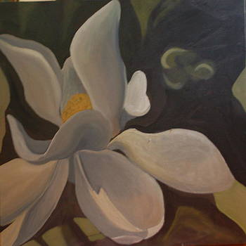Magnolia by Carrington Brown