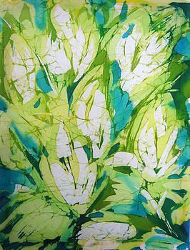 Magnolia by Nadejda Lilova