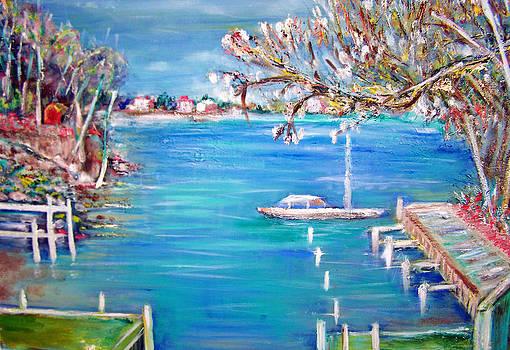 Patricia Taylor - Magothy River in Spring