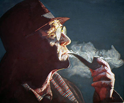 Maigret by Michael Haslam