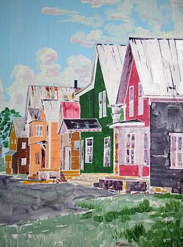 Main Street Andover by Randall Rickards
