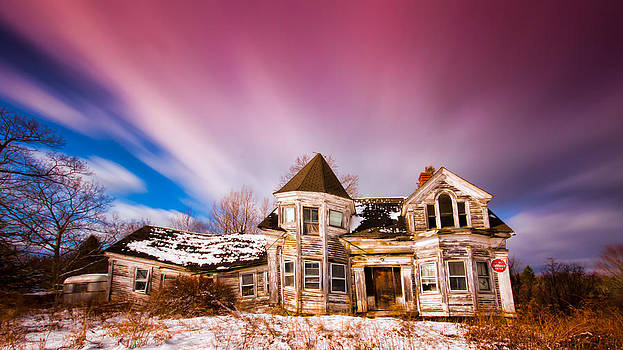 Maine Fixer Upper by Kevin Kratka
