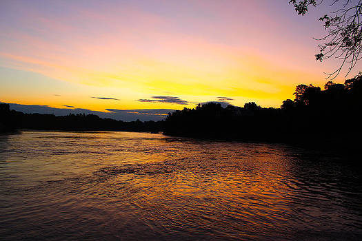 Maine Sunrise by Robbie Basquez