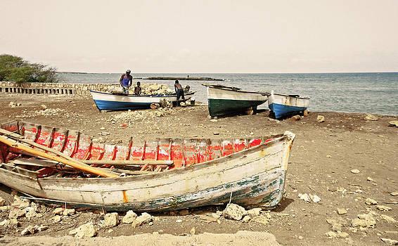Maio Fisherman by Julia Raddatz