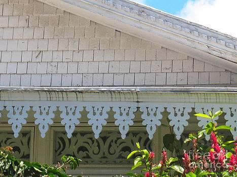 Maison Creole - House - Ile De La Reunion - Reunion Island by Francoise Leandre