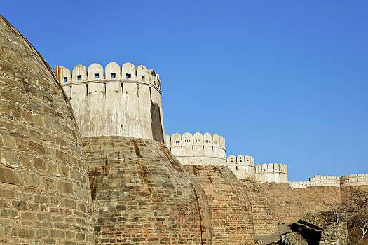 Kantilal Patel - Majestic Kumbhalghar Fort