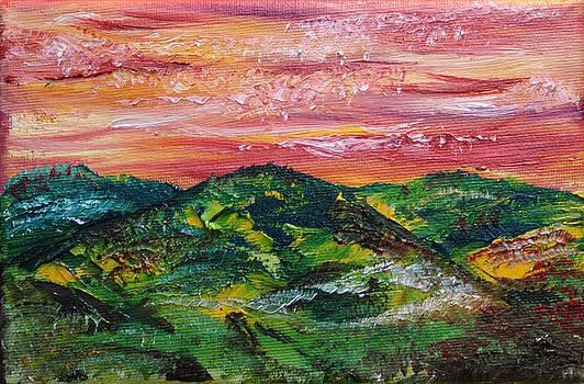 Majestic Prairies by James Bryron Love