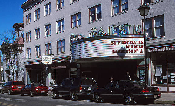 Majestic Theatre by Bob Whitt