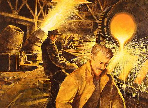 Cliff Spohn - Maken A Steel
