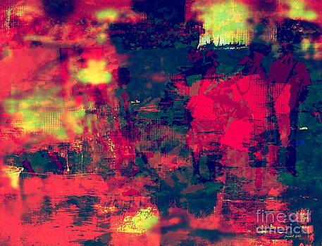 Mali in Abstract Mode by Fania Simon