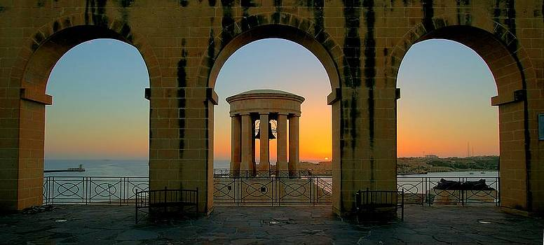 Maltese Sunrise by James Walsh