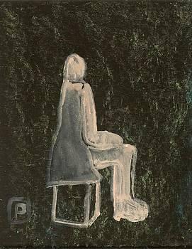 Man sitting by Peter  McPartlin